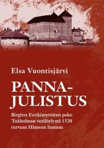 Elsa Vuontisjärvi: Pannajulistus