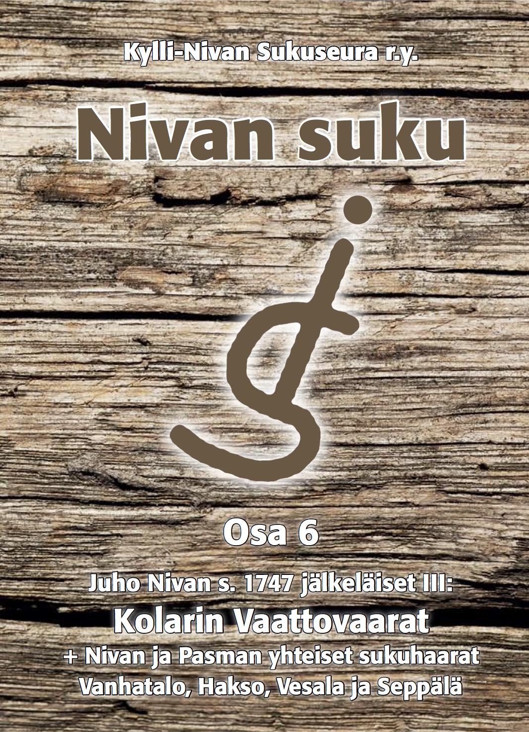 Nivan Suku osa 6